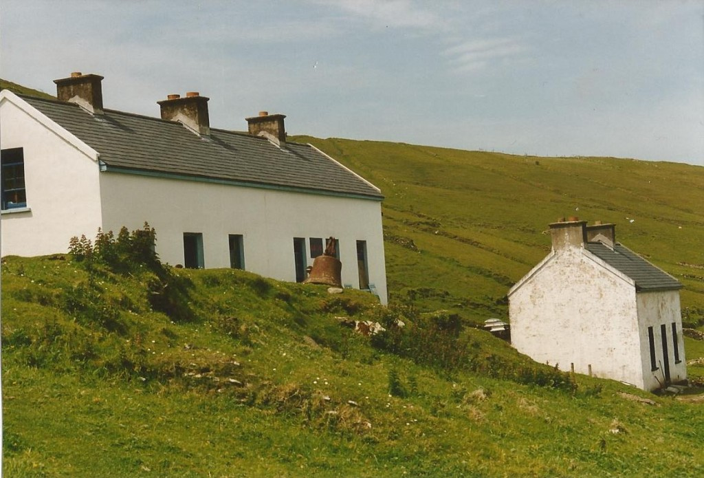 Great Blasket Island Accommodation