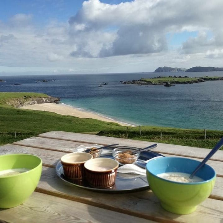 Places to stay in Dingle: Great Blasket Island Accommodation